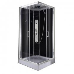 Хидромасажна душ кабина TREND 2 CL71, 90х90, квадратна, затворена