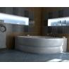 Хидромасажна вана НИЦА КОМБО ФЛАТ, ъглова, за двама, различни размери