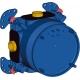 Комплект за вграждане IDEAL STANDARD Ceraflex с душ пита 200 mm, ръчен душ Idealrain Evo 110 mm с 3 функции
