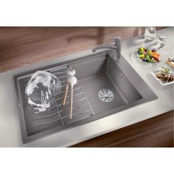 Мивка за кухня BLANCO ELON XL 8S SILGRANIT ™ - различни цветове, от синтетичен гранит, с метална решетка