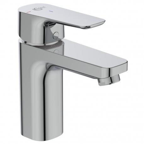 Смесител за мивка IDEAL STANDARD Ceraplan III BlueStart®, стоящ H90, с изпразнител, BC569AA