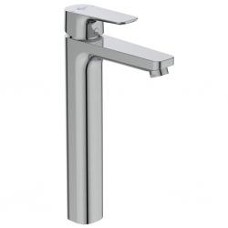 """Смесител за мивка тип """"Купа"""" IDEAL STANDARD Ceraplan III, стоящ, висок H250 мм, без изпразнител, BC562AA"""