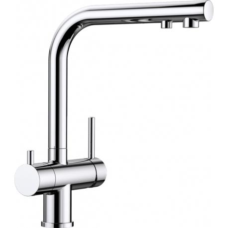 Смесител за кухня BLANCO FONTAS -хром, 2в1 за филтрирана вода