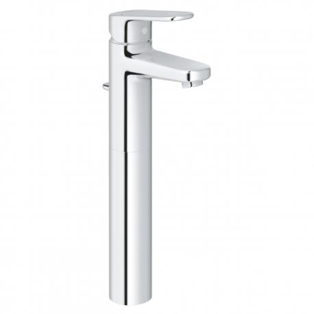 """Смесител за мивка GROHE Europlus XL-size, с изпразнител,  за мивка тип """"Купа"""""""