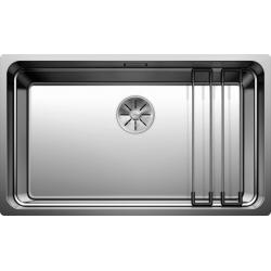Мивка за кухня BLANCO ETAGON 700 U - за под плот, неръждаема стомана, сатен