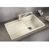 Комплект за кухня, мивка BLANCO LEGRA 45 S SILGRANIT ™, от синтетичен гранит и смесител BLANCO DARAS - различни цветове