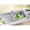 Кухненска мивка BLANCO FLEX MINI от неръждаема стомана