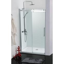 Параван за душ кабина ELEGANCE DB120U, с плъзгаща се врата