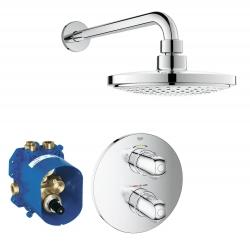 Система за душ за вграждане GROHE Grohetherm 1000