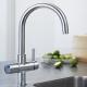 Система за пречистване на питейна вода GROHE Blue Pure, за кухня
