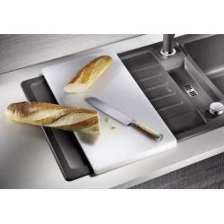 Дъска за рязане за кухненски мивки BLANCO платмаса, за мивки с широчина 50 см.