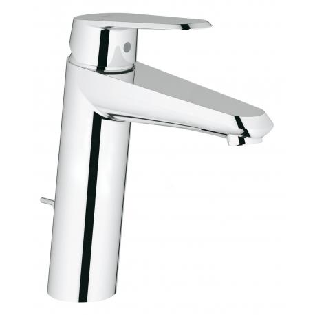Смесител за мивка GROHE EuroDisc Cosmopolitan M-size, с изпразнител