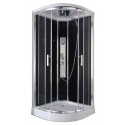 Хидромасажна душ кабина TREND 1 CL70, 90х90, ъглова, затворена
