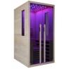Инфрачервена сауна CARBON 1 F10100 с карбон-магнезиеви нагреватели , за 1 човек