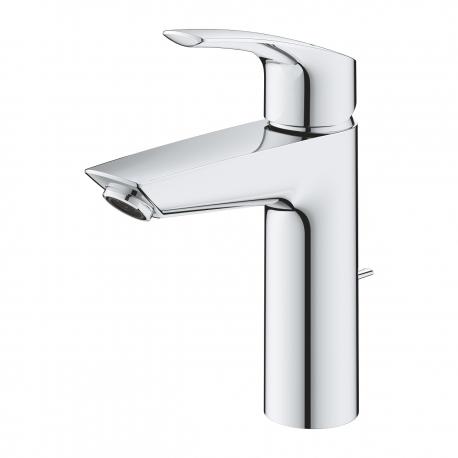 Смесител за мивка GROHE Eurosmart NEW M-size с изпразнител, 23322003