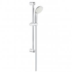 Комплект тръбно окачване с ръчен душ GROHE New Tempesta 100, 2 струи, 27598001