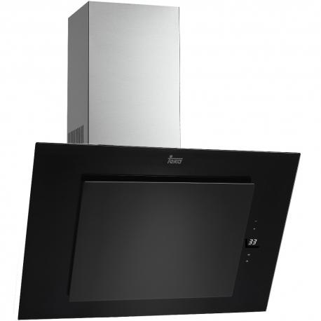 Абсорбатор TEKA DVT 680, 60 см., стенен, черен, кристално стъкло