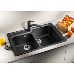 Мивка за кухня BLANCO  CLASSIC 8 SILGRANIT ™ - различни цветове, от синтетичен гранит