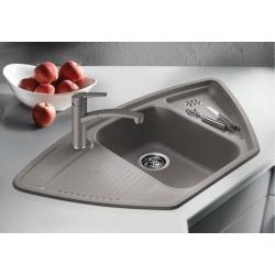 Мивка за кухня BLANCO  CLASSIC 9 E  SILGRANIT ™- различни цветове, от синтетичен гранит