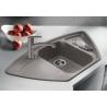 Мивка за кухня BLANCO CLASSIC 9 E SILGRANIT ™- Алу Металик, от синтетичен гранит