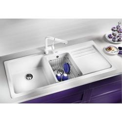 Мивка за кухня BLANCO  NAYA 8S SILGRANIT ™ - различни цветове, от синтетичен гранит
