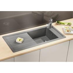 Мивка за кухня BLANCO  MEVIT XL 6S SILGRANIT ™ - различни цветове, от синтетичен гранит