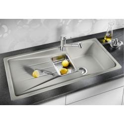 Мивка за кухня BLANCO  SONA 6S  SILGRANIT ™ - различни цветове, от синтетичен гранит, с аксесоари
