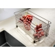 Мивка за кухня BLANCO  SUBLINE 350/350 U SILGRANIT ™ - за под плот, с две корита, различни цветове, от синтетичен гранит