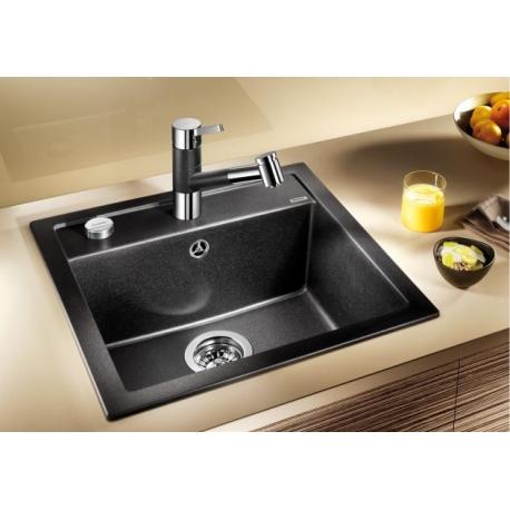 Мивка за кухня BLANCO DALAGO 5 SILGRANIT ™- Антрацит, от синтетичен гранит