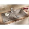 Мивка за кухня BLANCO METRA 5 S SILGRANIT ™ - Трюфел, от синтетичен гранит