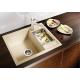 Мивка за кухня BLANCO METRA 6 SILGRANIT ™ - различни цветове, от синтетичен гранит