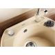 Мивка за кухня BLANCO RONDOVAL 45 SILGRANIT ™ - различни цветове, от синтетичен гранит