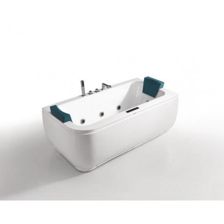 Хидромасажна вана METRON MY-1697,180x90 см., правоъгълна
