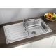 Кухненска мивка BLANCO FLEX PRO 45S от неръждаема стомана