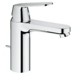 Смесител за мивка GROHE Eurosmart Cosmopolitan, M-size,  с изпразнител