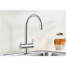 Смесител за кухня BLANCO TRIMA -хром, 2в1 за филтрирана вода