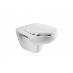 Стенна тоалетна чиния ROCA Victoria, със седалка по избор
