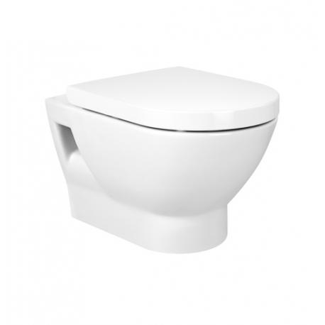 Стенна тоалетна чиния ROCA Tipo, със седалка по избор