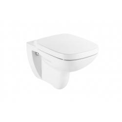 Стенна тоалетна чиния ROCA Debba, със седалка по избор