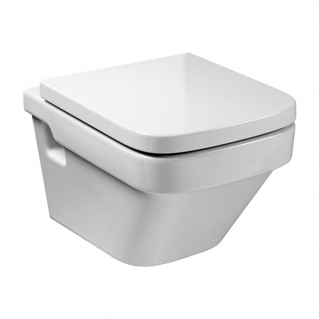 Стенна тоалетна чиния ROCA Dama Compact, със седалка по избор