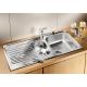 Кухненска мивка BLANCO TIPO 6S от неръждаема стомана