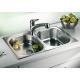 Кухненска мивка BLANCO TIPO 8 Compact от неръждаема стомана