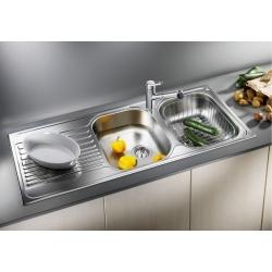 Кухненска мивка BLANCO TIPO 8S от неръждаема стомана