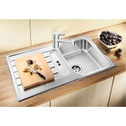 Кухненска мивка BLANCO LIVIT 45S от неръждаема стомана