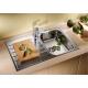 Кухненска мивка BLANCO LIVIT 45S Salto от неръждаема стомана