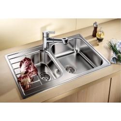 Кухненска мивка BLANCO LIVIT 6S Compact от неръждаема стомана