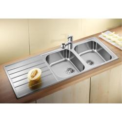 Кухненска мивка BLANCO LIVIT 8S от неръждаема стомана
