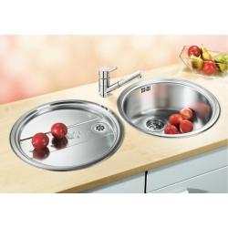 Кухненска мивка BLANCO RONDOSET от неръждаема стомана