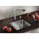 Кухненска мивка BLANCO ANDANO 450 U от неръждаема стомана, за монтаж под плот