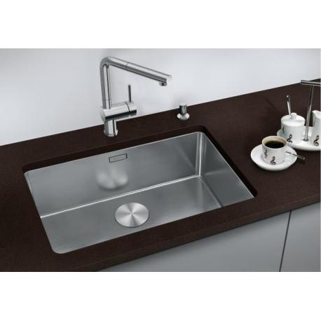 Кухненска мивка BLANCO ANDANO 700 U от неръждаема стомана, за монтаж под плот